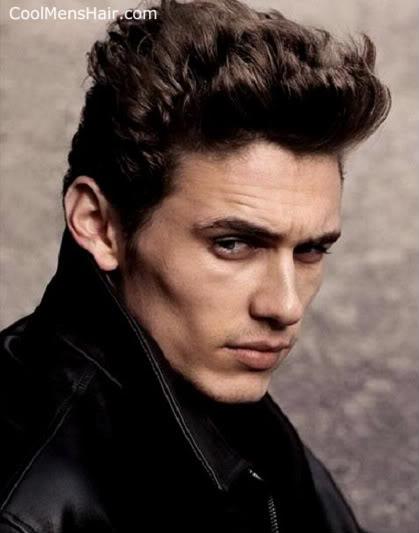Haute Hairstyles for Hommes: Pompadours | Hommemaker