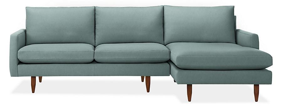 10 Non Ugly Sectional Sofas | Hommemaker