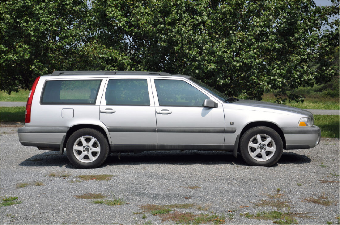 Saying Goodbye To An Old Friend Hommemaker Volvo 850 Cross Country