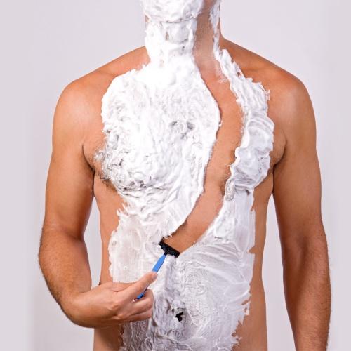 shaving-chest