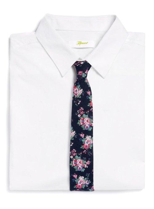 floral-tie