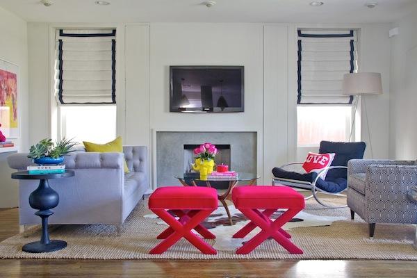 jonathan adler style living room
