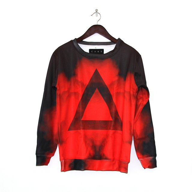 triangle-sweater
